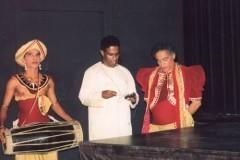 2002 - Buduwatte Dance Troupe in Geneva